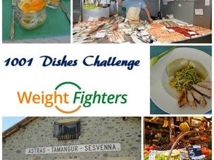 1001 Dishes Challenge