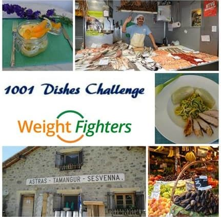 1001 Dishes Challenge
