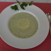 Gurken Joghurt Pfefferminz Kaltschale