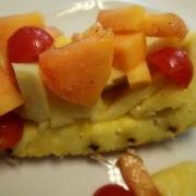 Papaya Ananassalat