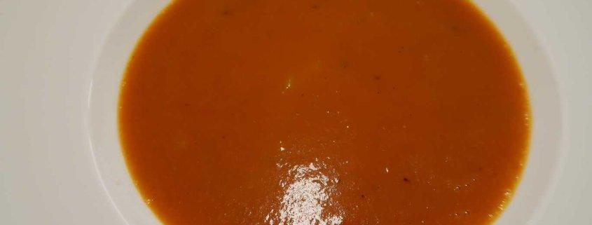 Peperonisuppe
