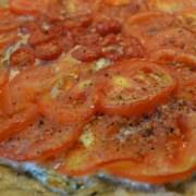Tomaten Ricotta Tarte