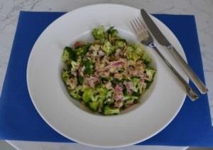 roher Broccolisalat