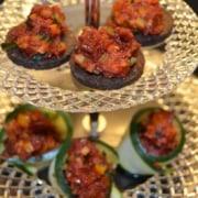 Fingerfood mit Peperonata