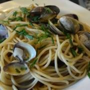 Spaghetti a le Vongole