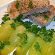 Thunfisch mit Pak Choi