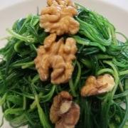 Barba di Prete Salat mit Nüssen