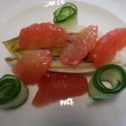 Brüsselersalat mit roter Grapefruiet