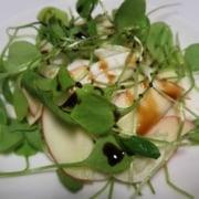 Fenchel Apfel Portulak Salat