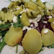 Kartoffel Randen Feta Salat