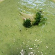 Erbsen Broccoli Suppe