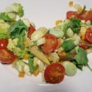 Frische und gesunde Küche kann so einfach sein