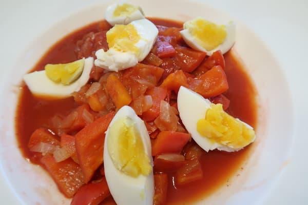 Eier Gulasch